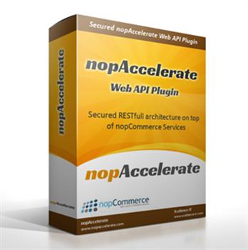 Picture of nopAccelerate Web API Plugin
