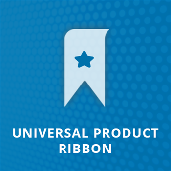 Picture of Universal Product Ribbon Plugin