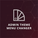 Picture of Admin Theme and Menu Changer Plugin