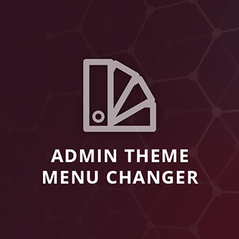 Admin Theme and Menu Changer nopCommerce Plugin