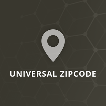Universal ZipCode Plugin