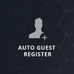 Picture of Auto Guest Register Plugin