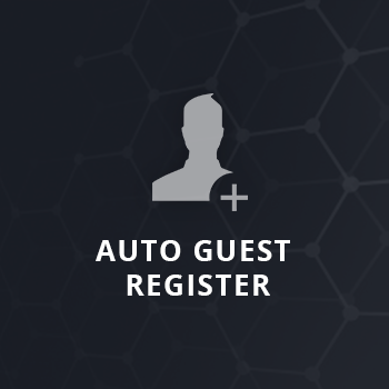 nopcommerce Auto guest Register Plugin by xcellence-it