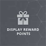 Picture of Display Reward Points Plugin